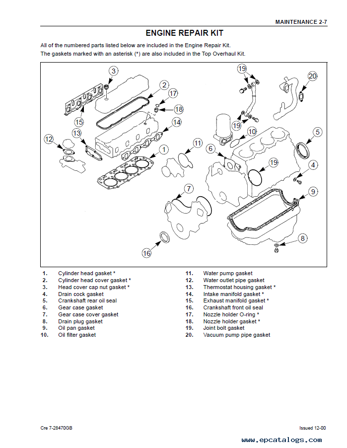 isuzu engines 4jb1 for case service manual pdf rh epcatalogs com 2015 Isuzu Trooper Isuzu Amigo