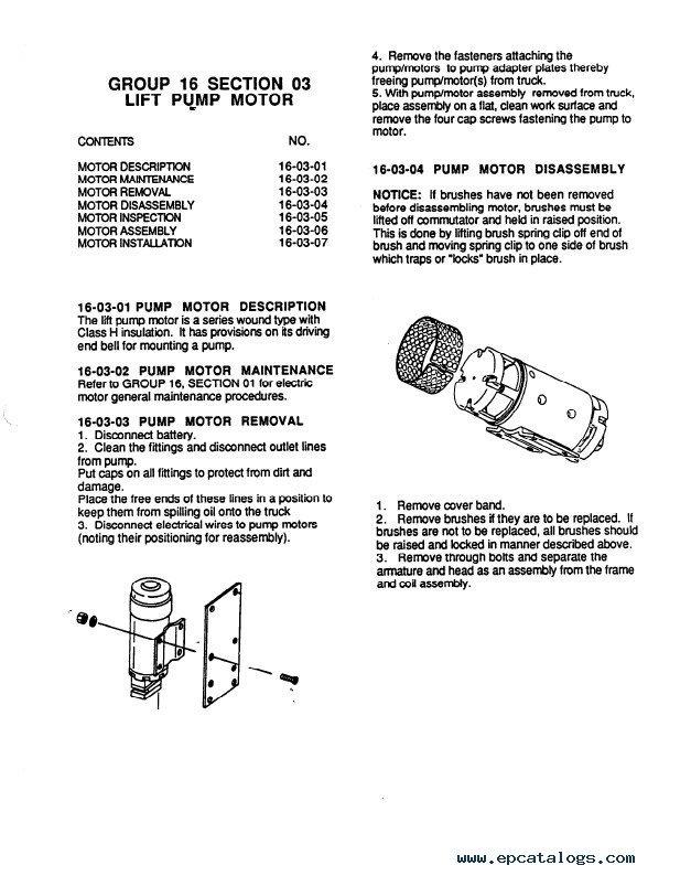 clark op15 sm566 service manual pdf rh epcatalogs com Clark Pallet Truck Chargers Clark Op15 Repair