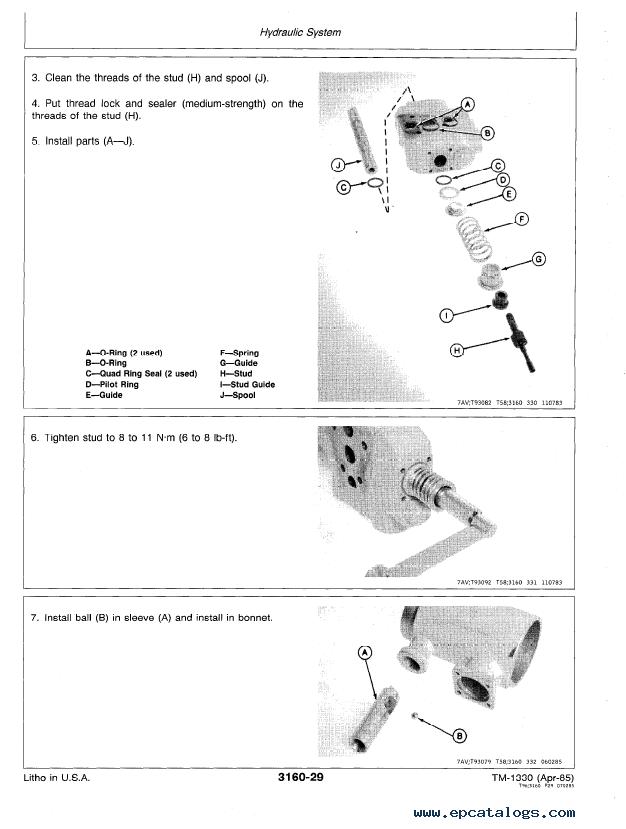 john deere 450e 455e repair tm1330 technical manual pdf john deere 450e, 455e repair tm1330 technical manual pdf, repair