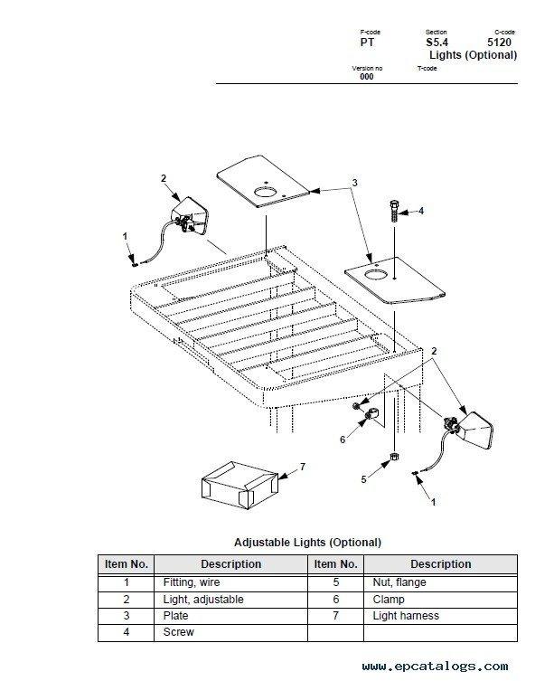 Clark Op15x Sm714 Revision 1 Service Manual Pdf