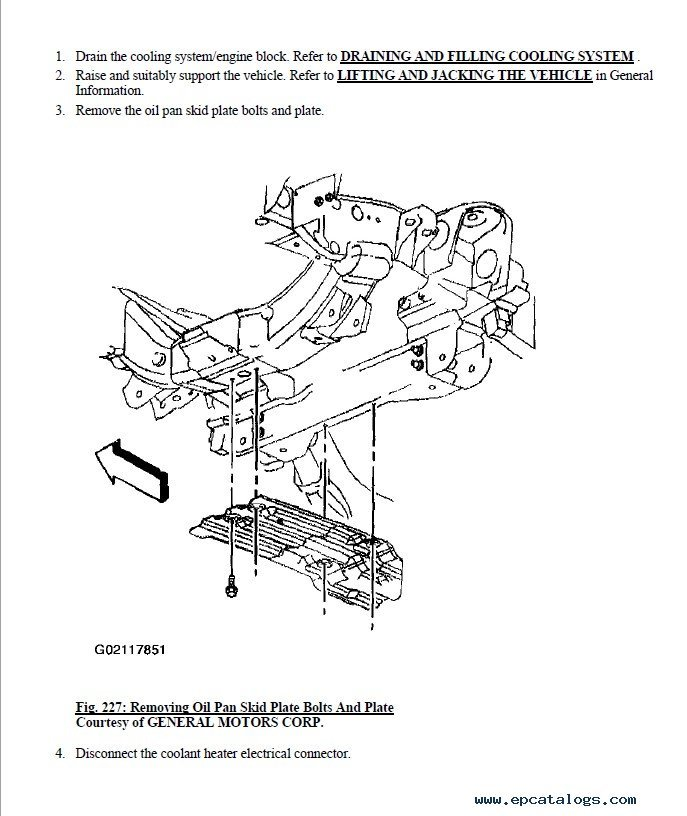 Chevrolet Tahoe 2000 2006 Service Repair Manual Pdf