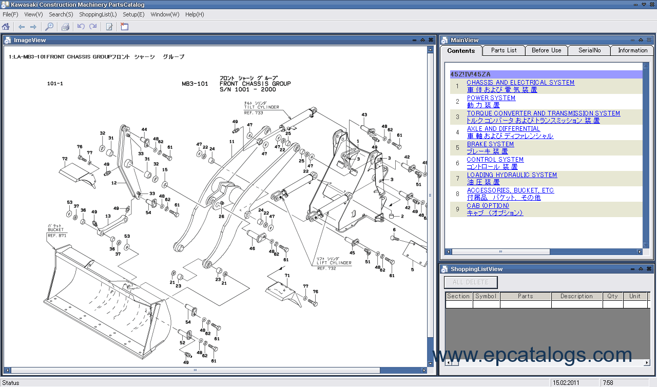 kawasaki loader wiring schematics kawasaki wheel loaders spare parts catalog download kawasaki loader wiring diagram #1