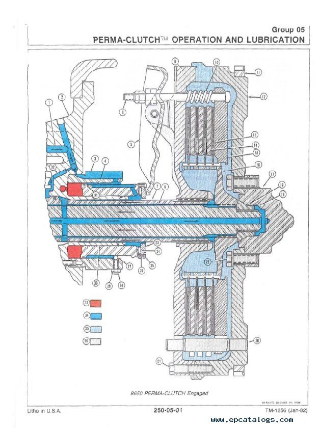 john-deere-8450-8650-8850-tractor-tm1256-technical-manual-pdf  Hydraulic Pump Wiring Diagram on 2-way ac, for double acting, for two button electric,