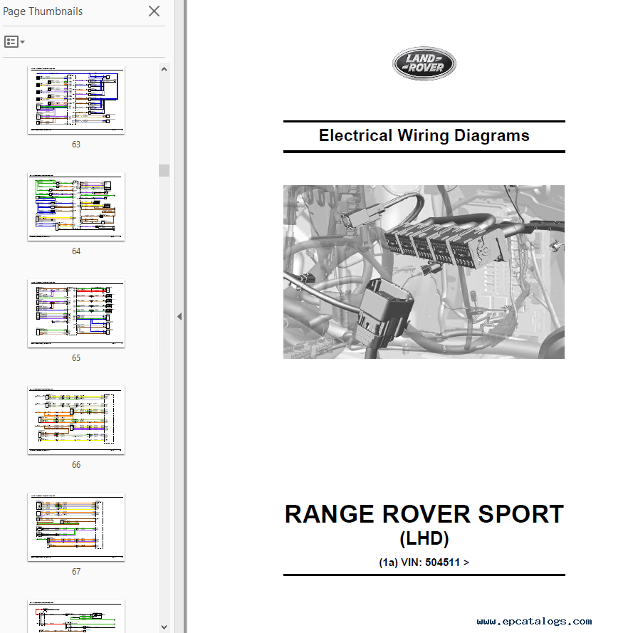 rover transmission diagrams land rover range rover sport l494 set of manuals and diagrams pdf  land rover range rover sport l494 set