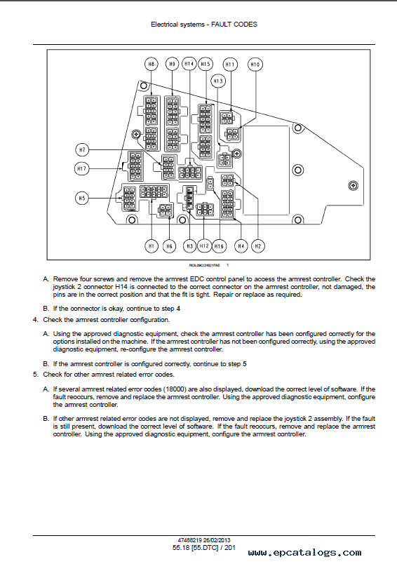 New Holland T9.390/450/505/560/615/670 Tractor Service PDF on