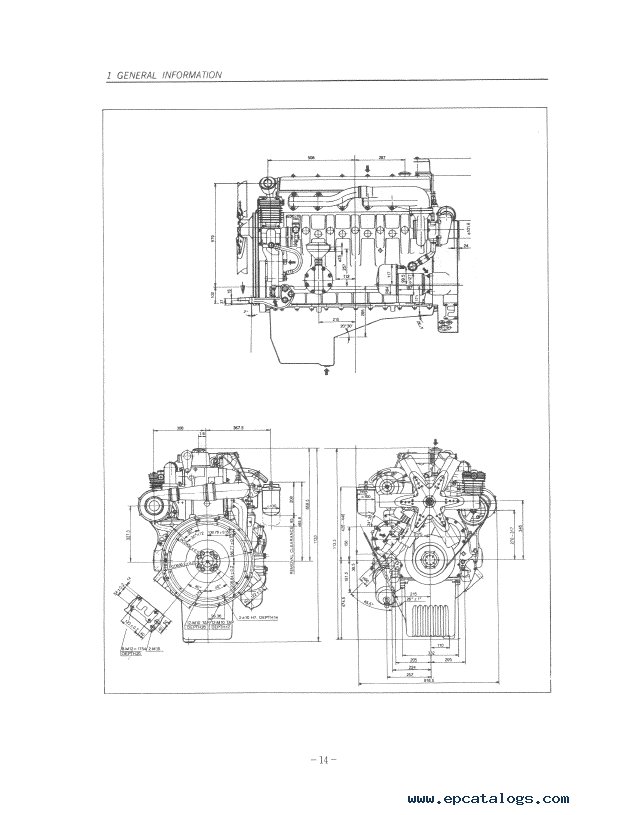 Daewoo Doosan Storm Engine D2366 T D1146 T Repair Manual Pdf