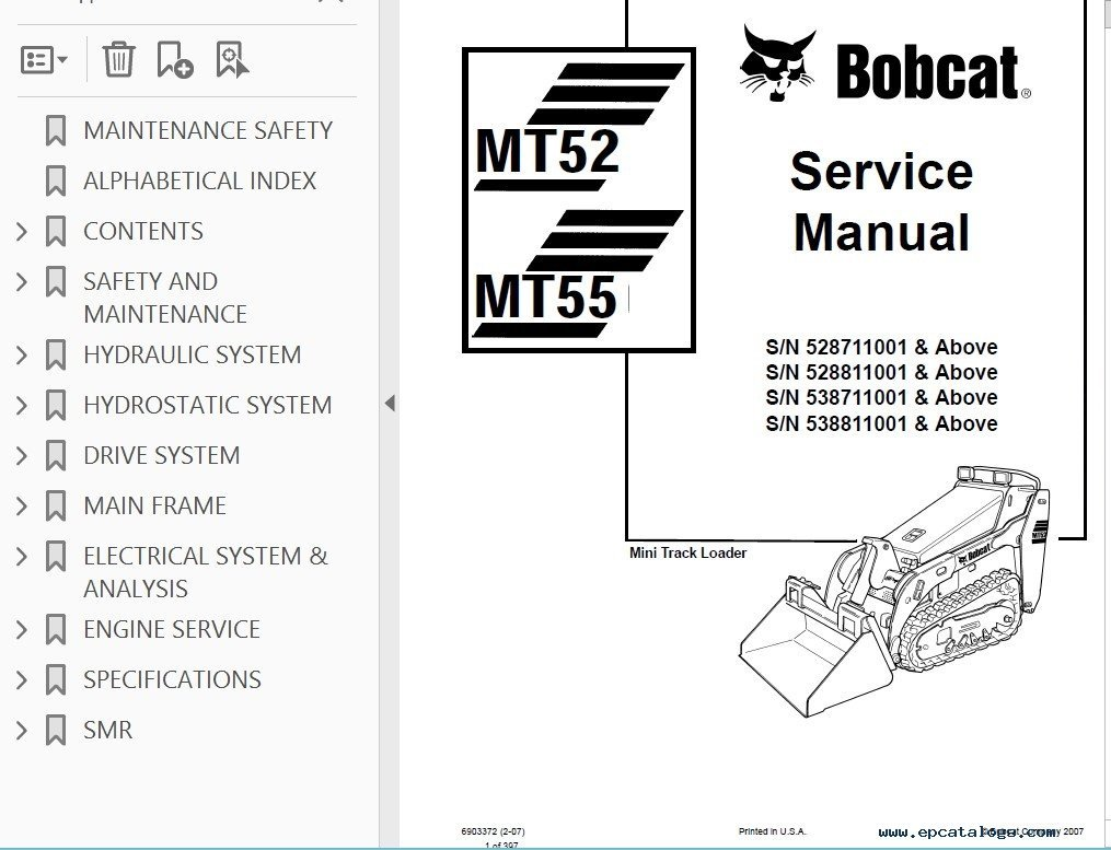 Bobcat mt55 wiring diagram wiring diagrams schematics bobcat mt52 mt55 mini track loader service manual pdf repair bobcat mt55 wiring diagram 9 bobcat mt55 wiring diagram asfbconference2016 Image collections