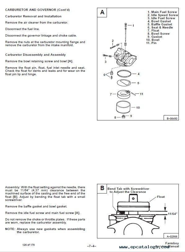 bobcat 440b loader service manual pdf Polaris 500 Wiring Diagram