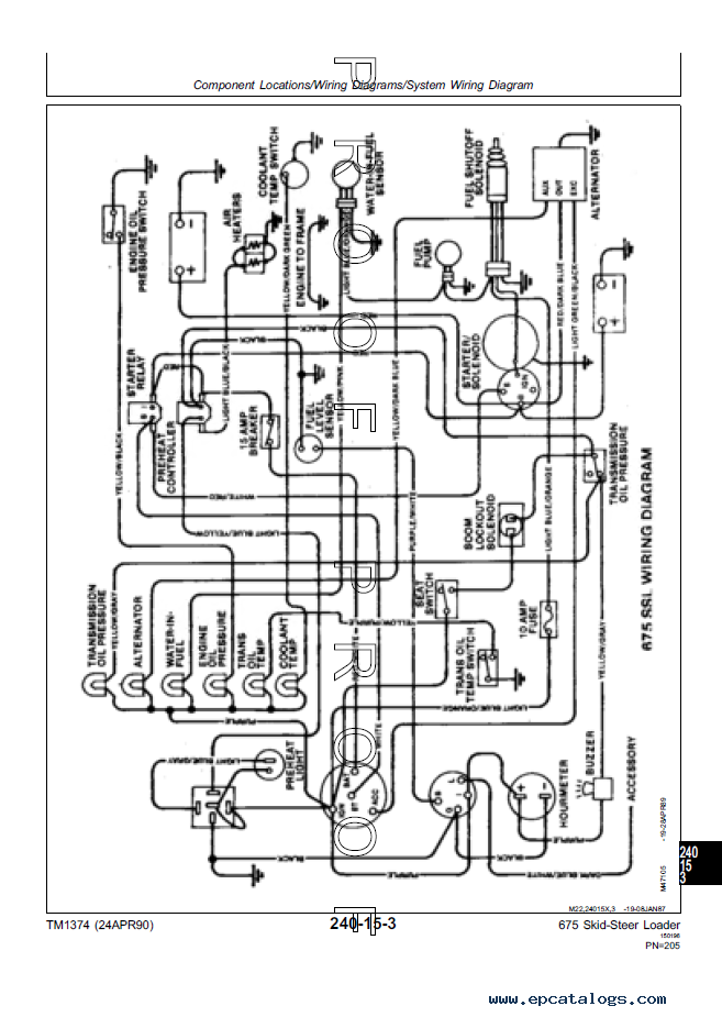 john deere electrical schematics pictures to pin on
