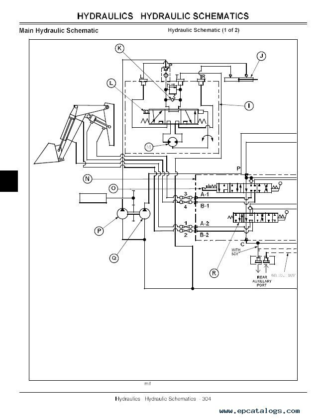 john deere 990 compact utility tractor tm1848 technical manual pdf enlarge