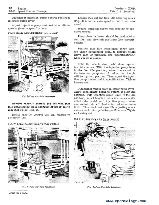 Roosa Master Injection Pump Manual Pdf Wiring Diagram