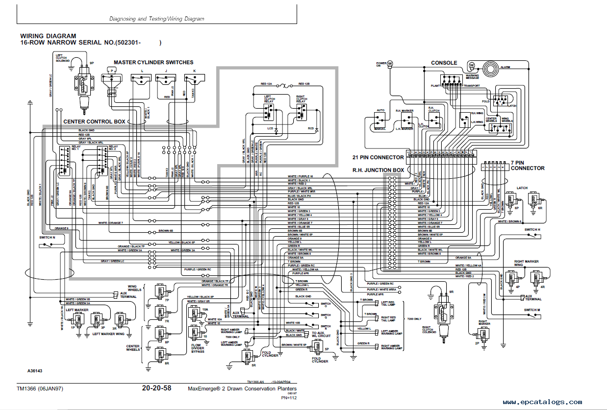 john deere 7200 planter wiring diagram john wiring diagrams