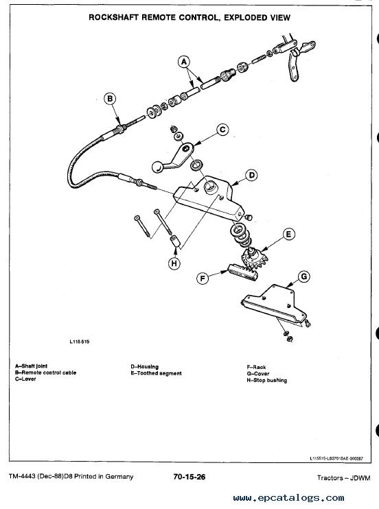 John Deere 3050 3350 3650 Tractor Tm4443 Technical Manual. Repair Manual John Deere 3050 3350 3650 Tractor Tm4443 Technical Pdf 2. Ford. Ford Tractor 3050 Wiring Diagram At Scoala.co