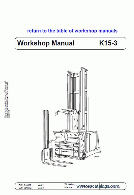 linde h45d repair and parts manual