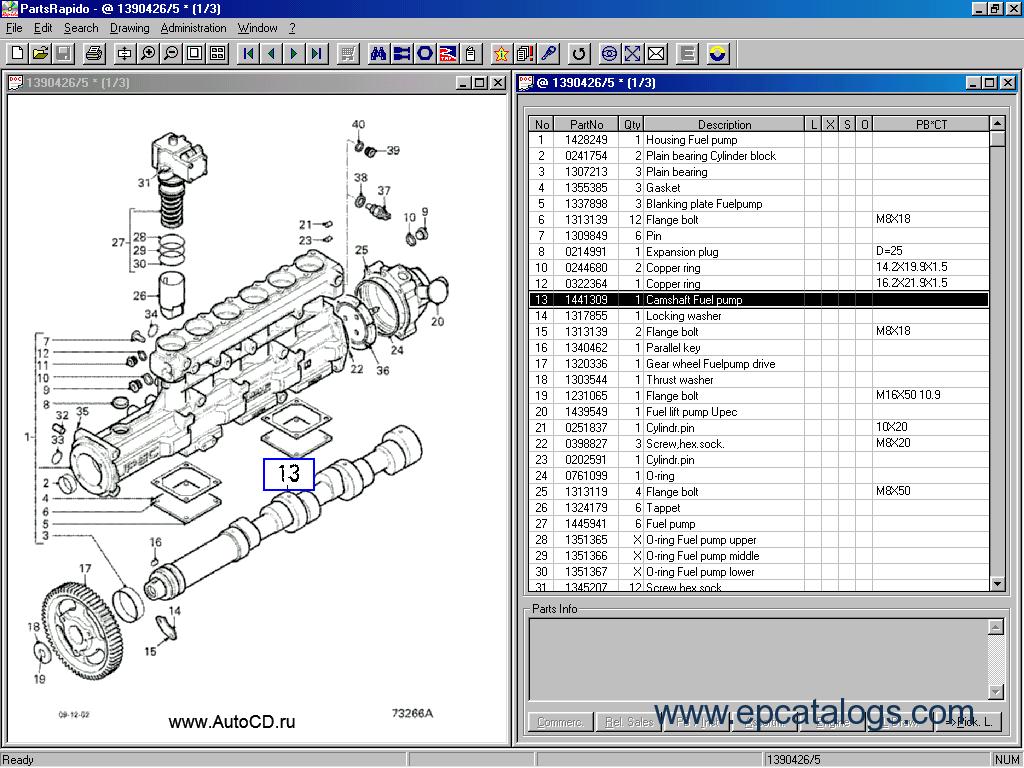 spare parts catalog Daf 2012 spare parts catalog - 4