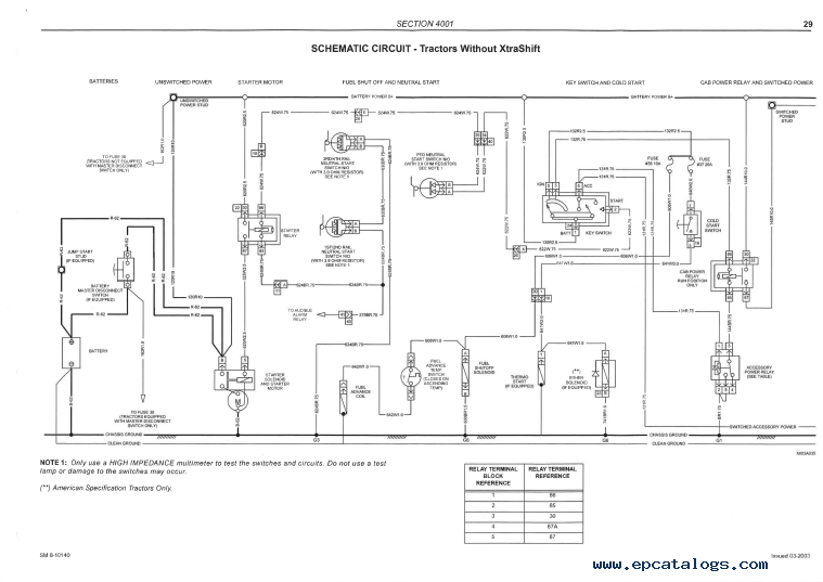 Mesmerizing Mccormick Tractor Wiring Diagram Contemporary - Best ...
