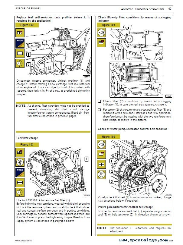 daihatsu terios service repair manual download