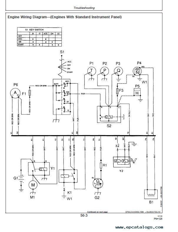 John Deere PowerTech 8.1L sel Engines Set of PDF Manuals on john deere block heater, john deere model 40 loader, john deere front end loaders, john deere 75 loader model,