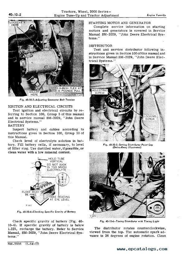john deere 210 service manual pdf