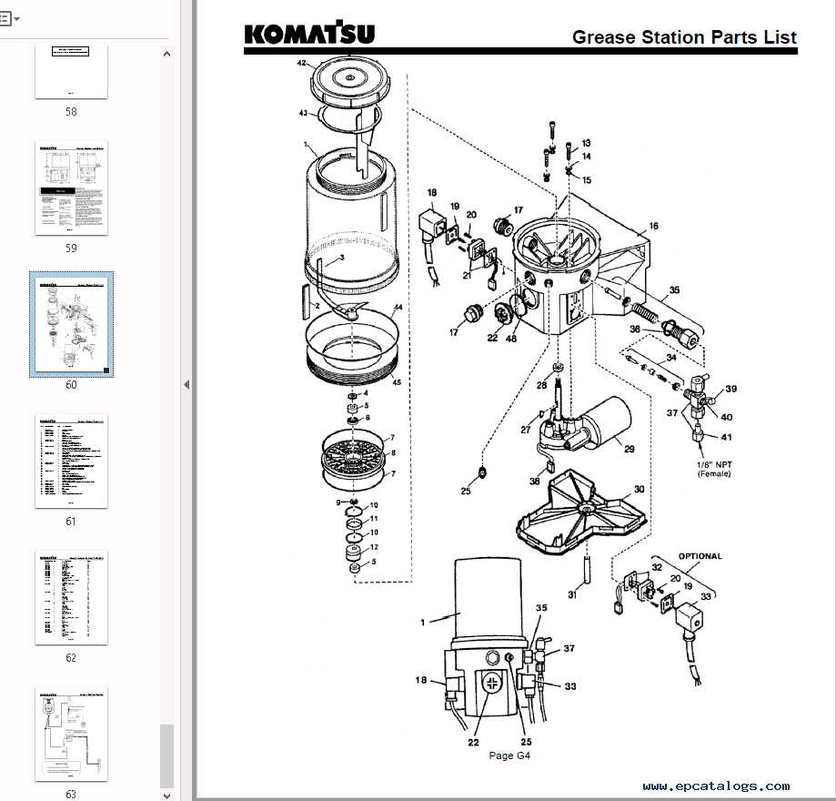 wiring diagram for hydraulic hammer - page 2