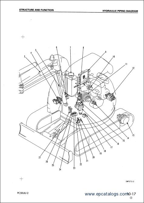 New Holland Ls170 Hydraulic Schematics