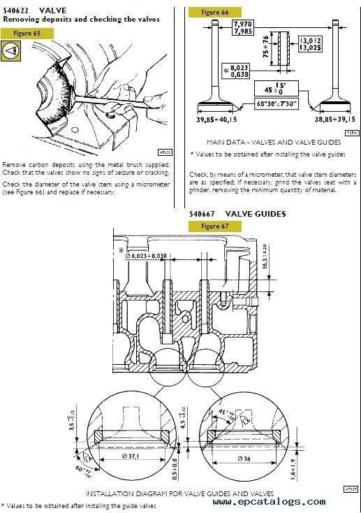 iveco s30 ent m23 sofim engine repair manual engines