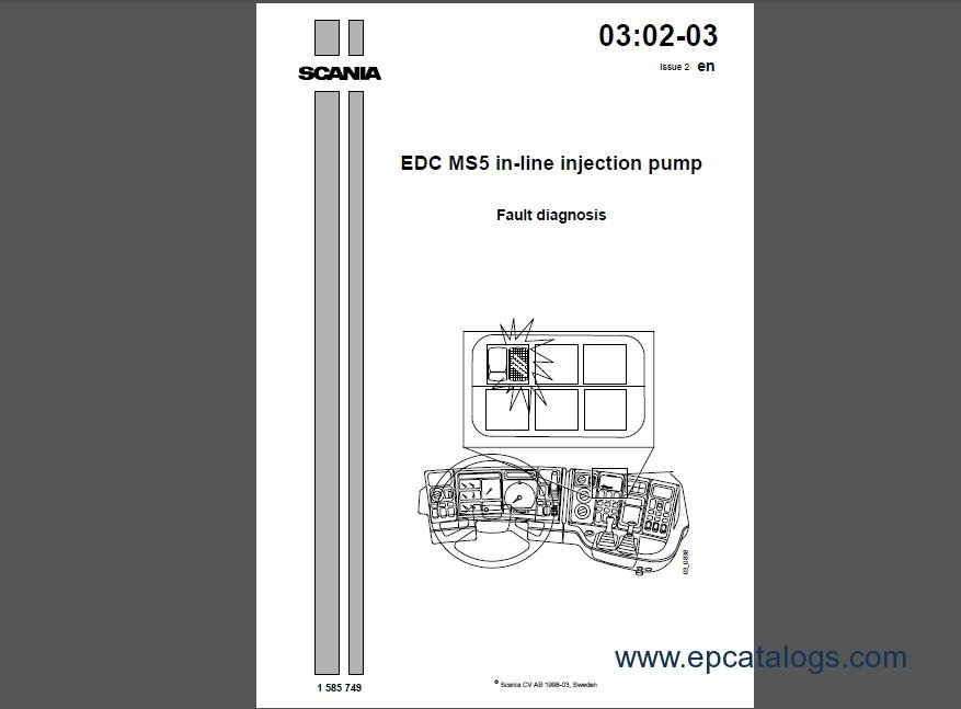 Download Scania Fault Code