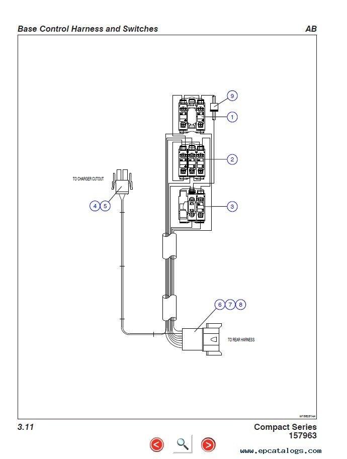 skyjack sjiii 3220 wiring diagram   33 wiring diagram images