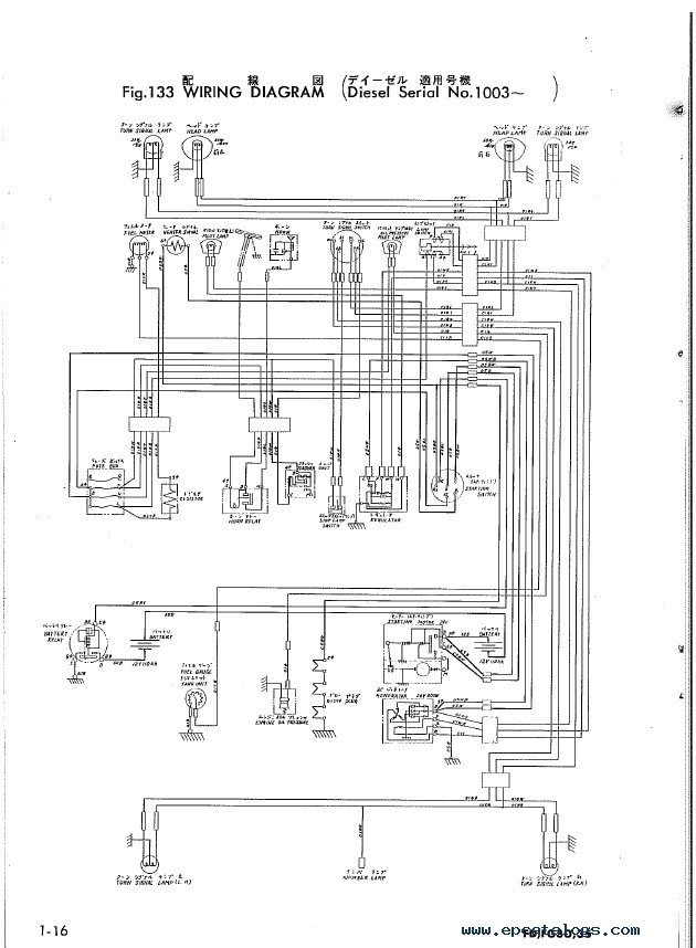 Komatsufork on tcm forklift wiring diagram
