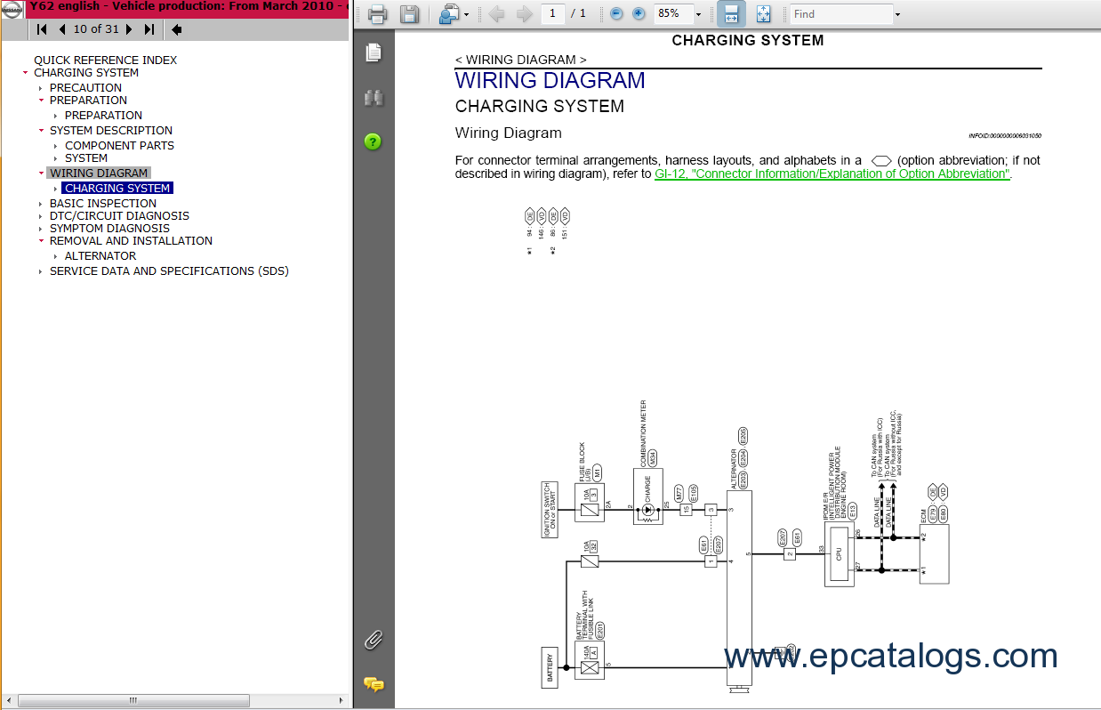 Nissan Patrol Gr Workshop Manual Auto Electrical Wiring Diagram Icom Ic A200 2011
