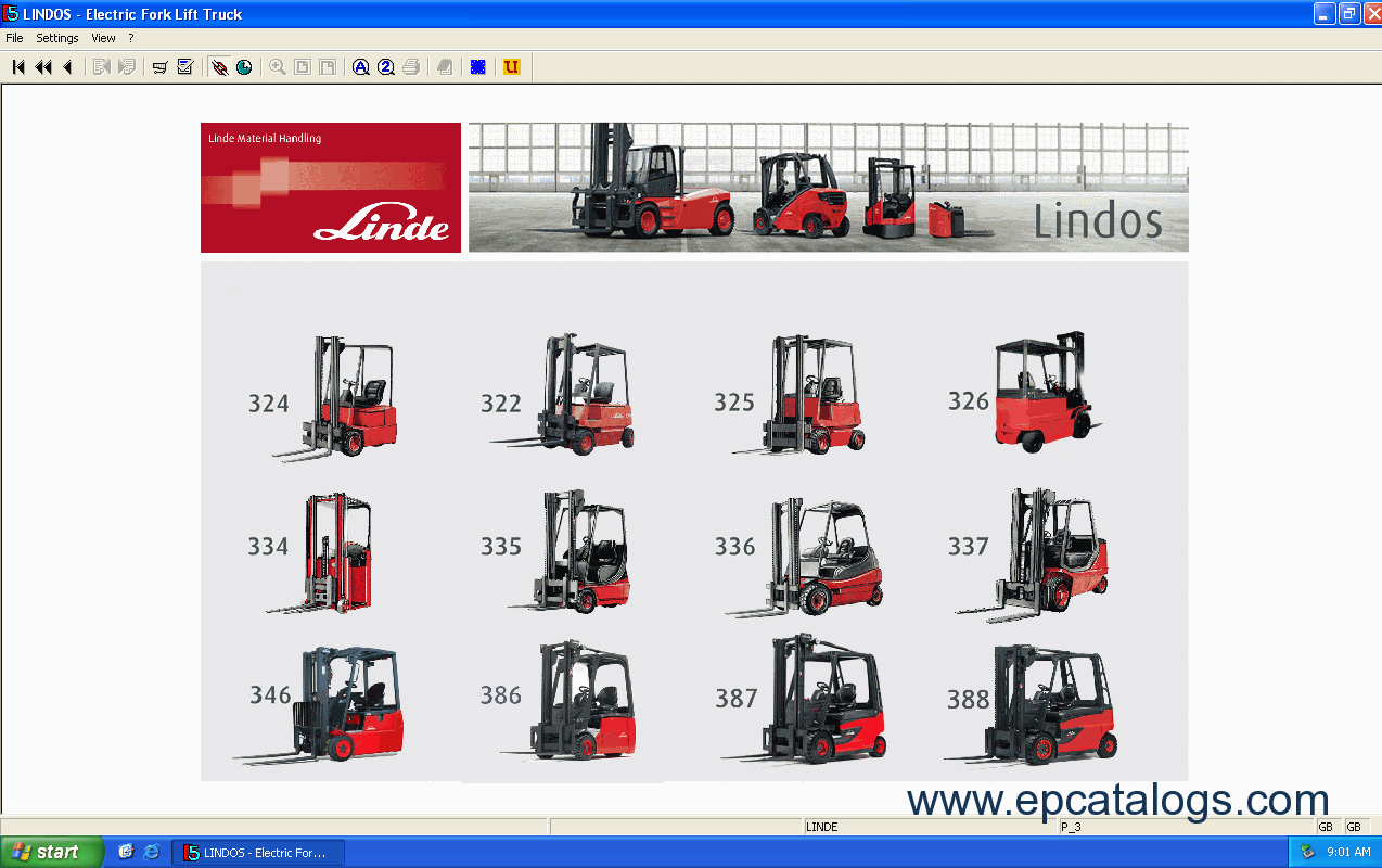 Linde Fork Lift Truck 2014 Parts Manual spare parts catalog – Linde Forklift Wiring Diagrams