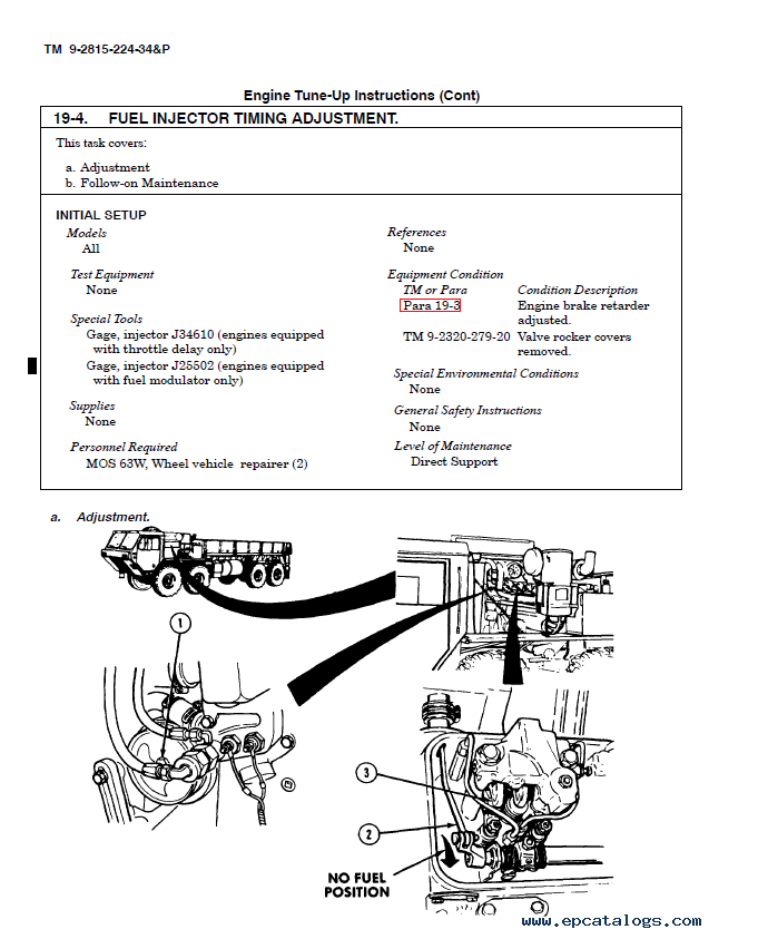 Ddec v tune Up Manual