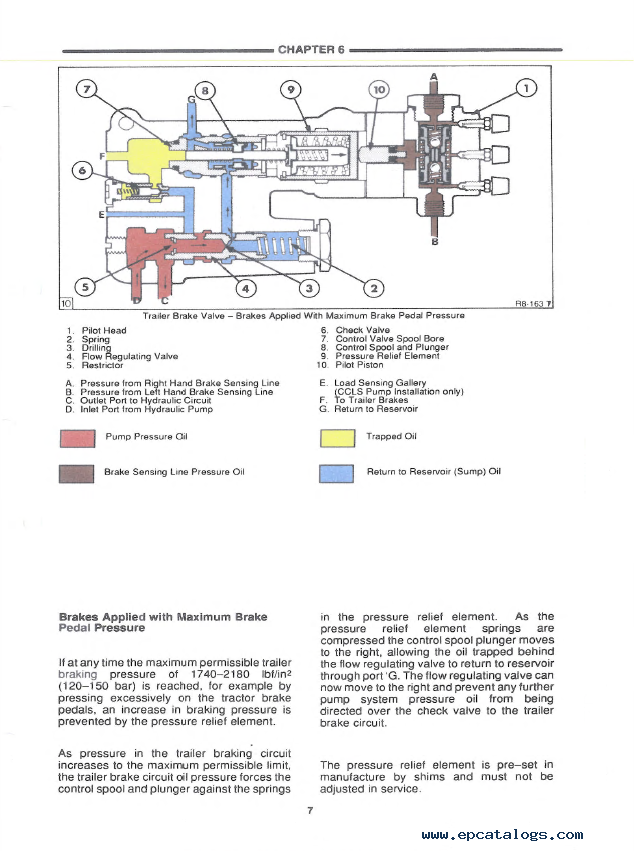 ac wiring diagram for 6640 ford new holland ac discover your new holland ford 5640 6640 7740 8240 8340 tractors service manual