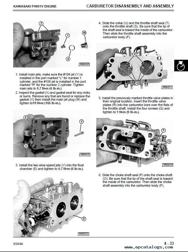 John Deere 345 >> John Deere 325 335 345 Lawn Garden Tractors Repair Manual ...