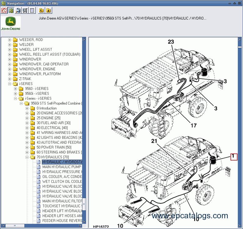 John Deere AG Parts 2011