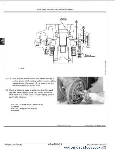 John Deere 310g Backhoe Wiring Diagram