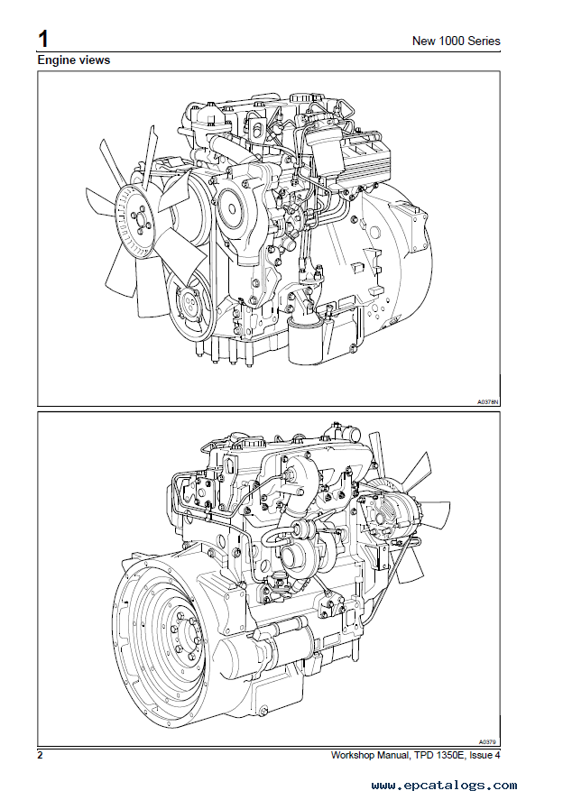 3066 engine manual
