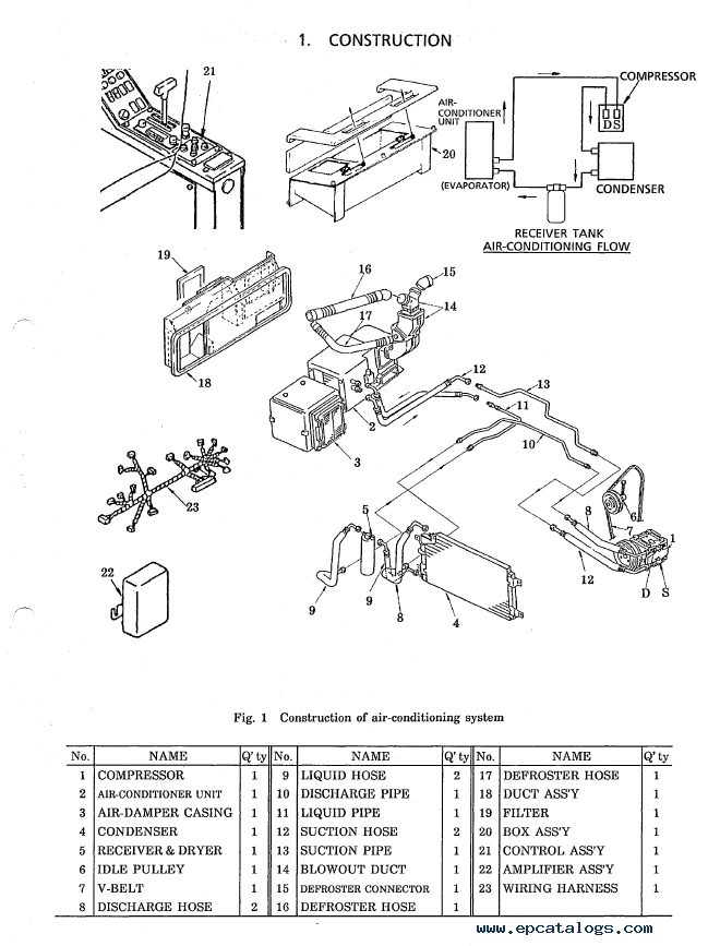 2 4 mitsubishi engine parts catalog