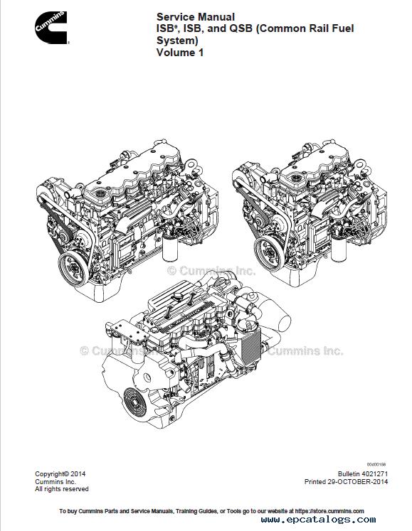 download cummins engines isb qsb service manual pdf rh epcatalogs com cummins qsb 6.7 repair manual cummins qsb 6.7 workshop manual