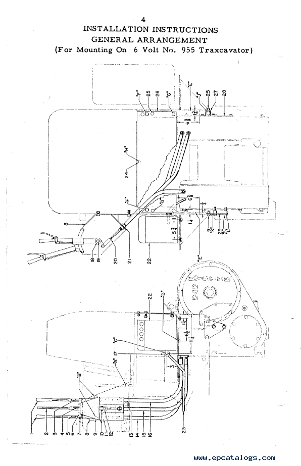 cat d4 wiring diagram diy enthusiasts wiring diagrams \u2022 caterpillar engine diagram caterpillar d4 track type tractor pdf manuals rh epcatalogs com cat five wiring diagram cat 6 plug wiring diagram