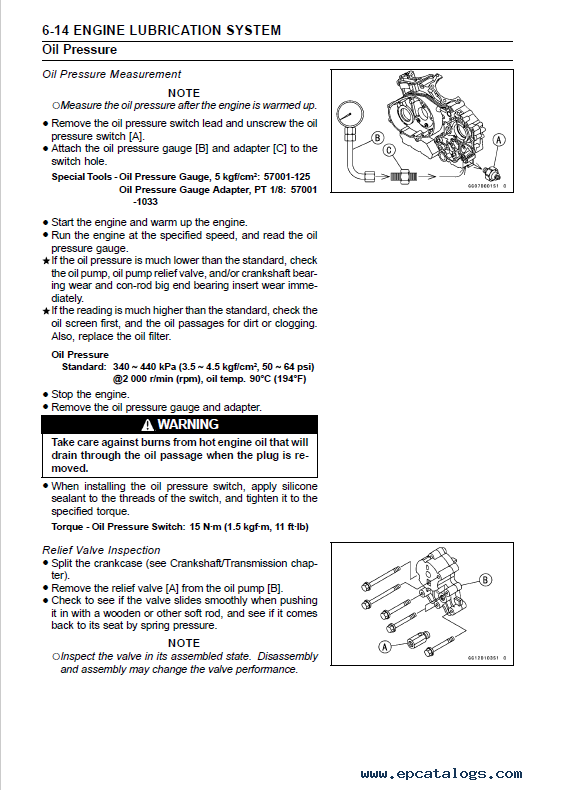 Vulcan 1500 Service Manual pdf