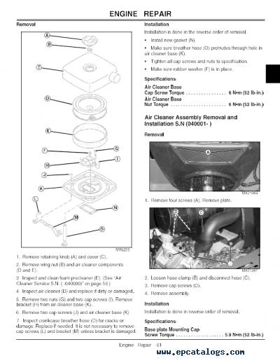 30 John Deere 737 Parts Diagram