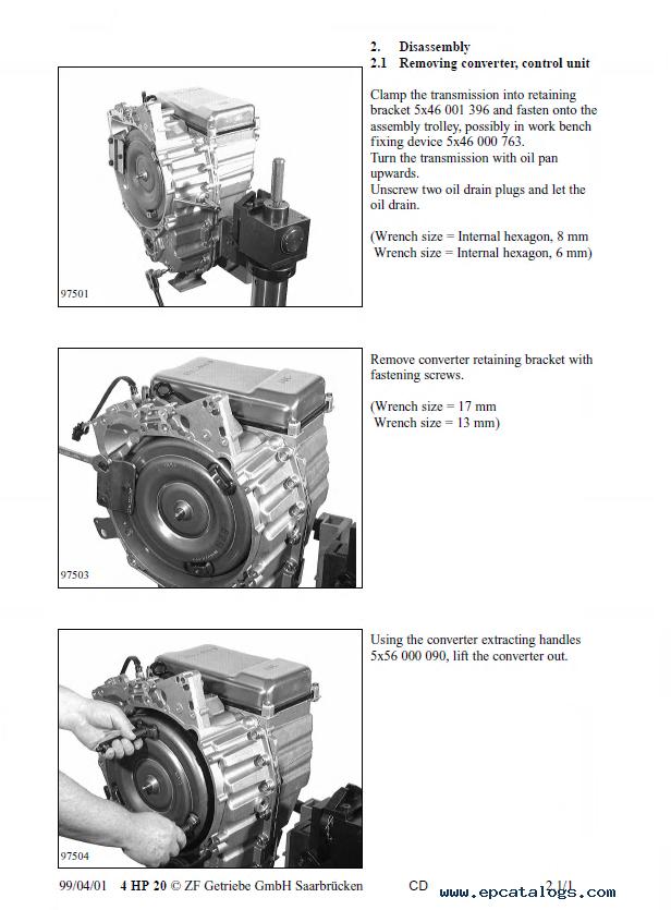 zf 4 hp
