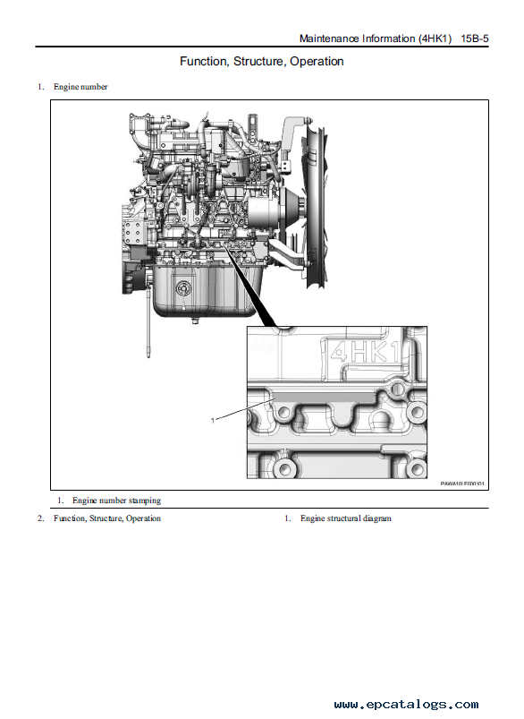 download jcb isuzu 4hk1 interim tier 4 diesel engine manual pdf