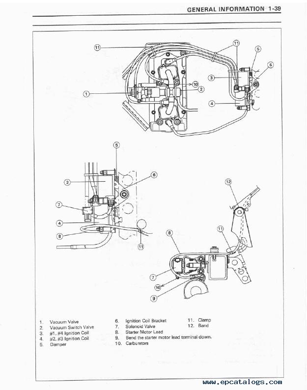 Kawasaki Motorcycle Wiring Diagram Pdf