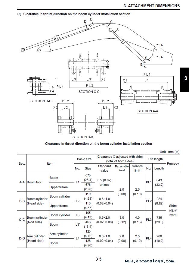 New Holland Crawler Excavator E260csr Service Manual Pdf