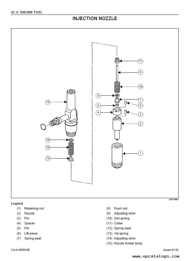 ve commodore service manual pdf