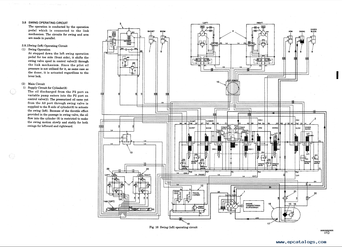 kobelco wiring diagrams   23 wiring diagram images