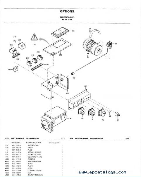 Atlas Copco Ga18 Parts User Manual