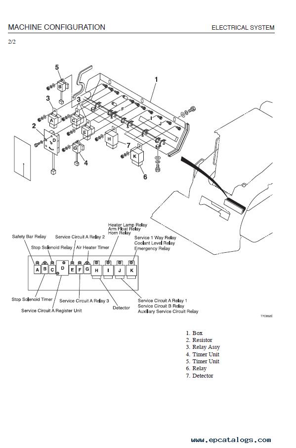 Takeuchi Tl150 Wiring Diagram